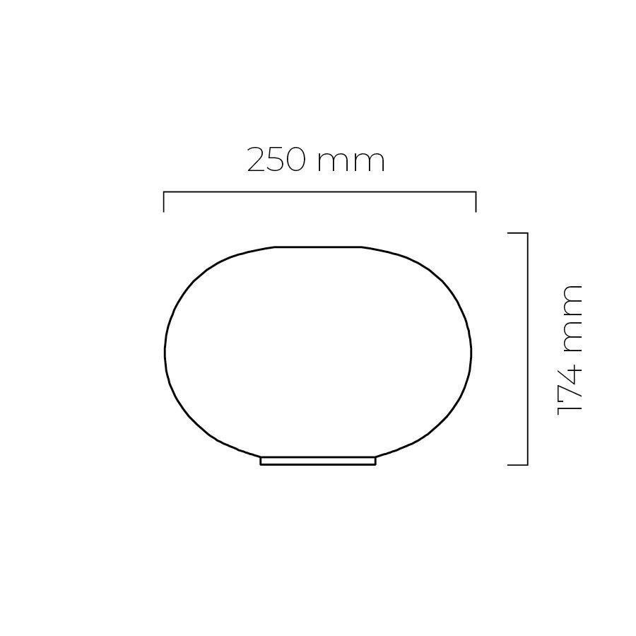Taklampe 4169 Oliven m. messing oppheng | Designklassikere