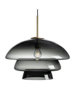 Taklampe 4006 X-Large Røkgrå