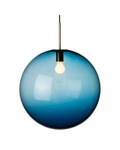 Taklampe 4014 500mm Stålblå