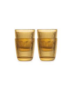 GLASS 20CL 4PK RAVGUL